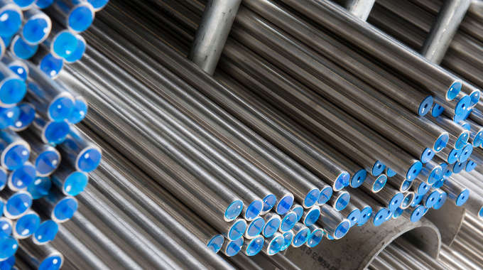 HYDRAULIC STAINLESS STEEL TUBES